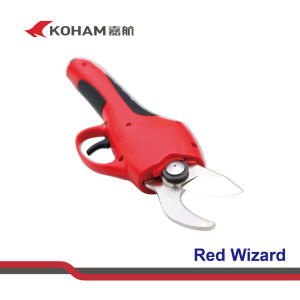 Koham 4.4ah-5c Lithium Battery Hedge Trimmer Tools pictures & photos