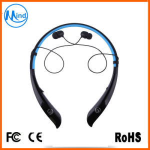 Bluetooth V4.1 Hot Selling Original Handfree Sport Bluetooth Earphones Necklace pictures & photos