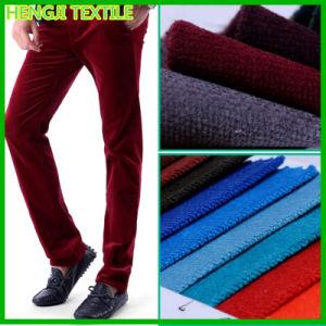 Wholesale Velveteen-Like Cotton Fabric for Garment (810-139)