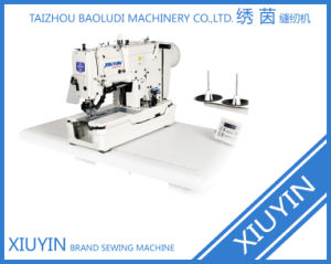 Straight Button Holing Sewing Machine Xy781