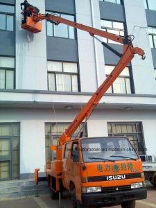 Isuzu Double Cab Aerial Platform Vehicle pictures & photos