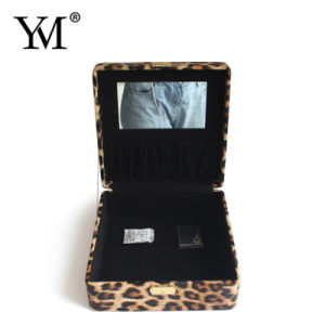 Good Quality Promotional Makeup Case with Lighted Mirror pictures & photos