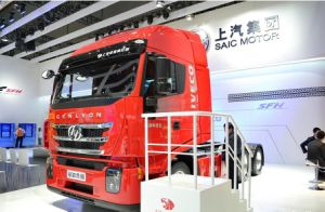 High Quality Saic Iveco Hongyan C100 480HP 6X4 Tractor Head /Truck Head / Trailer Head /Tractor Truck for Sale Euro 4 pictures & photos