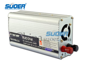 Suoer 1500W 12V to 220V off Grid Modified Sine Wave Power Inverter (SAA-1500A) pictures & photos