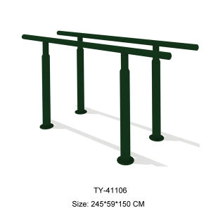 Parallel Bars Outdoor Fitness Equipment (TY-41106) pictures & photos