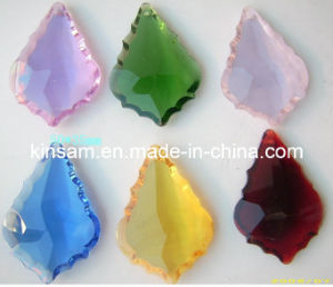Small Colorful Crystal Chandelier Parts pictures & photos