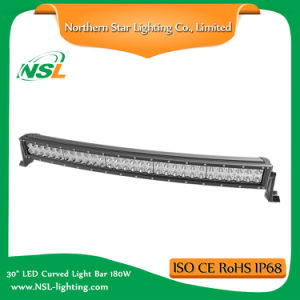 2017 LED Light Bar Curved 30 Inch 180W 15300 Lumen Offroad Driving pictures & photos