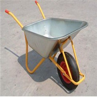 Galvanized Tray Wheel Barrow Wb5009 pictures & photos