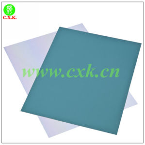 Photosensitive Layer Coated Green Surface Positive PS Plate pictures & photos