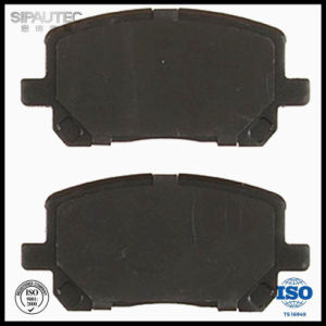Car Auto Spare Parts China Brake Brake Pad D923 for Pontiac Toyota Corolla pictures & photos