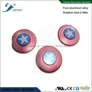 Hot Selling American Team Leader of Alloy Hand Spinner Toys pictures & photos