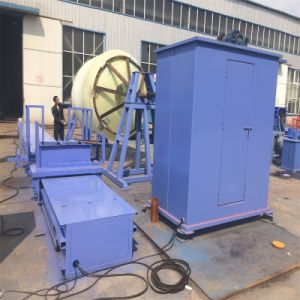 FRP Vessel Winding Machine Fiberglass Tank Winding Machine pictures & photos