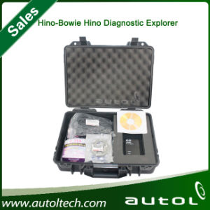 Hino-Bowie Hino Diagnostic Explorer V2.0.2 (PDT2400) pictures & photos