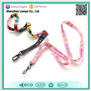 Expert Manufacturer of Customs Lanyard with Printed Logo