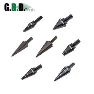 HSS Dual-Flute Step Drill Bit M2/M35/High Speed Steel
