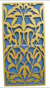 Carved Wood Wall Panel (WY-28) pictures & photos