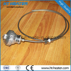High Accuracy Armored Thermocouple pictures & photos