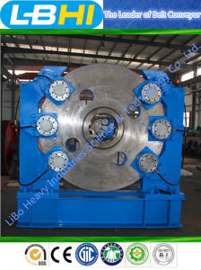 Fluid Hydraulic Control Brake Device for Downward Belt Conveyor System pictures & photos