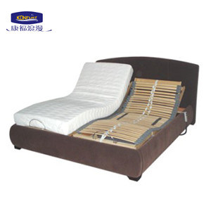 Adjustable Electric Bed with Bed Frame (Comfort580) pictures & photos