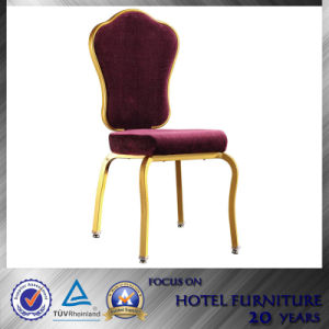 Aluminum Hotel Chair 12017 for Commercial Used