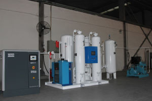 High Quality Nitrogen Generator Produce 90%-99.999% Nitrogen Gas pictures & photos