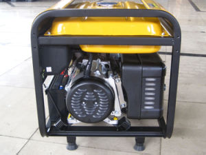 CE Single Cylinder Air Cooled Engine 5kw Gasoline Generator (WH6500/WH6500E) pictures & photos