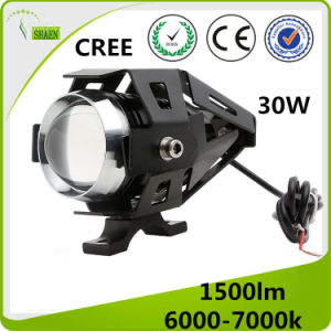 High Quality LED Motorcycle Light U5headlight pictures & photos
