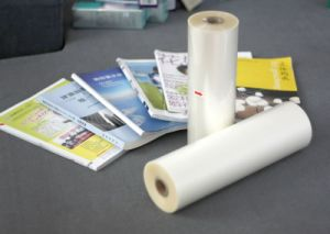 BOPP Lamination Film for Beautiful Book Cover (1509G) pictures & photos