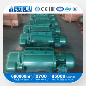 Steel Wire Rope Electric Hoist pictures & photos
