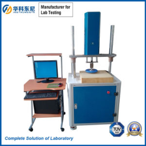 Computer Servo Control Foam Hardness Test Equipment (TNJ-012) pictures & photos
