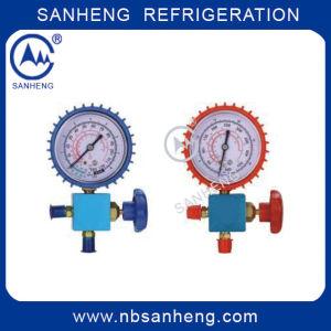 Single Manifold Gauge (SM-03A L/H) pictures & photos