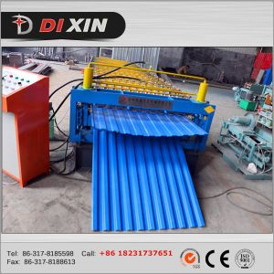 C8/C21 Russia Type Roof Metal Forming Machine pictures & photos