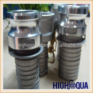 Lay Flat Hose Quick Coupler / Fire Hose Coupling pictures & photos