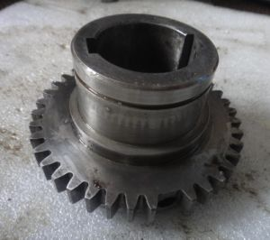 Forging and Machining Sprocket Wheel pictures & photos