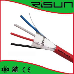Shield Solid Conductor Fire Alarm Cable/ Security Cable pictures & photos