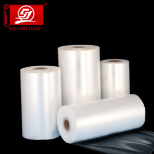 Sz Shuangyuan packaging 100% Virgin Stretch Wrapping LLDPE Film pictures & photos