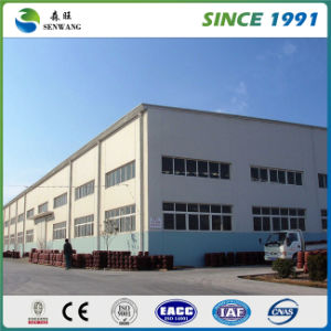 Light Type Indutrial Construction Prefabricated Steel House pictures & photos