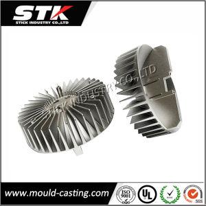 Vacuum Aluminum Die Casting for LED Lamp Heat Sink (STK-ADL0016) pictures & photos