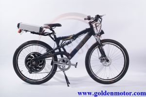 High Speed 48V 750W Electric Sport Bicycle pictures & photos