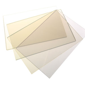 Clear PVC Sheet pictures & photos