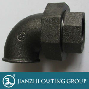 Threaded Malleable Casting Iron Pipe Fittings with NPT Threads pictures & photos