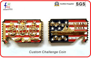 Us Navy Challenge Coins pictures & photos