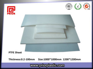 PTFE Sheet/PTFE Plate/PTFE Board for Sale pictures & photos
