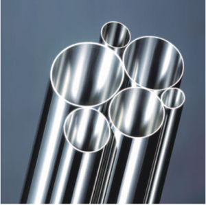 Sanitary Stainless Steel Seamless Pipe Tube pictures & photos