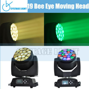 Stage 19X15W Bee Eye Moving Head Lighting