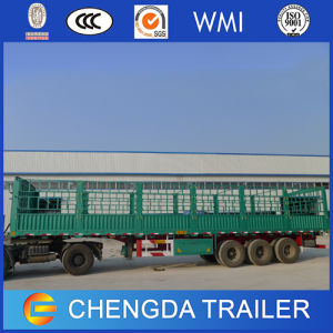 Triple Axle Heavy Duty Prime Mover Trailer for Commercial Trucks pictures & photos
