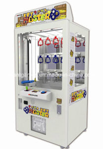 Coin Operated Vending Game Machine Type Key Master pictures & photos