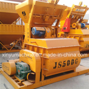 25m3/H Concrete Mixer with Good Condition (JS500) pictures & photos