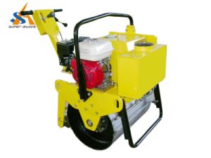 Walk Behind Construction Road Roller pictures & photos