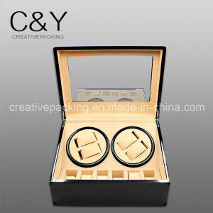2016 Newest Automatic Wooden Watch Winder Box pictures & photos
